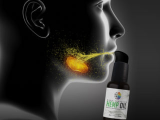 benefits of taking cbd under the tongue